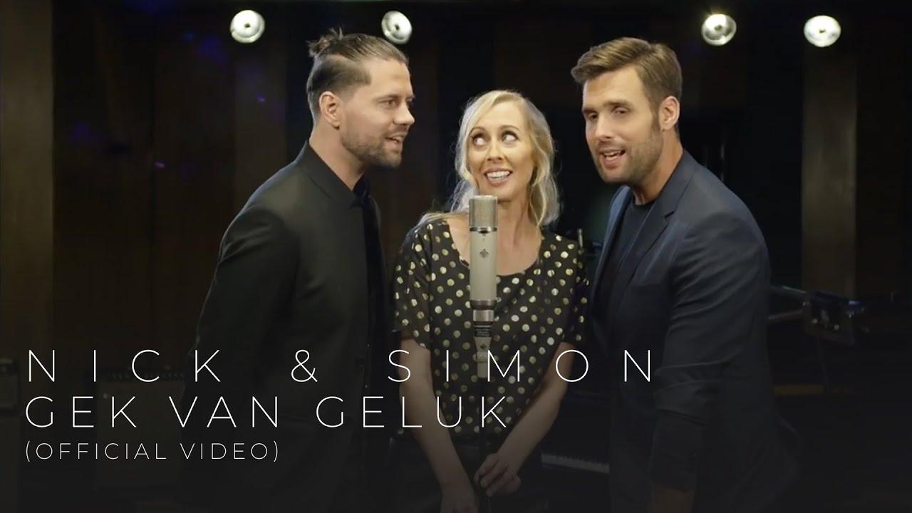 Download Nick & Simon - Gek Van Geluk (Officiële Videoclip)