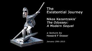 The Existential Journey  Nikos Kazantzakis