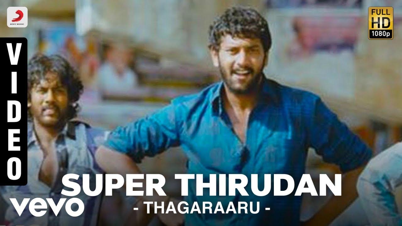 Download Thagaraaru - Super Thirudan Video | Arulnitdhi, Poorna | Dharan Kumar