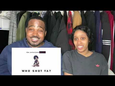 The Notorious B.I.G. - Who Shot Ya? (Official Audio) (Reaction)