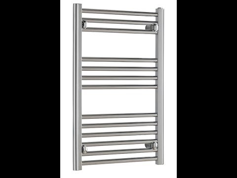 Buy Cheap Heated Towel Rails For Central Heating / Electric - Round Tube at solairequartz.com
