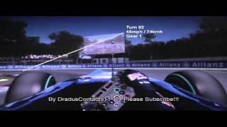 12 Italian GP Track Guide - 2013 Formula 1 Season Monza