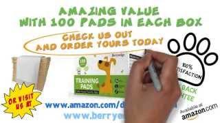 Berryedge Training Pads