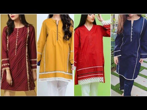 Casual Kurti/ Kurta Designs For Girls// 2021 New Dress Designs
