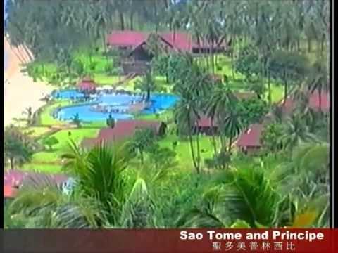 São Tomé e Principe, o  Paraiso perdido