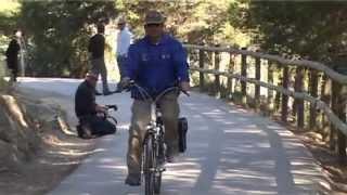 Bicicleta Eléctrica para el Personal del Faro de l