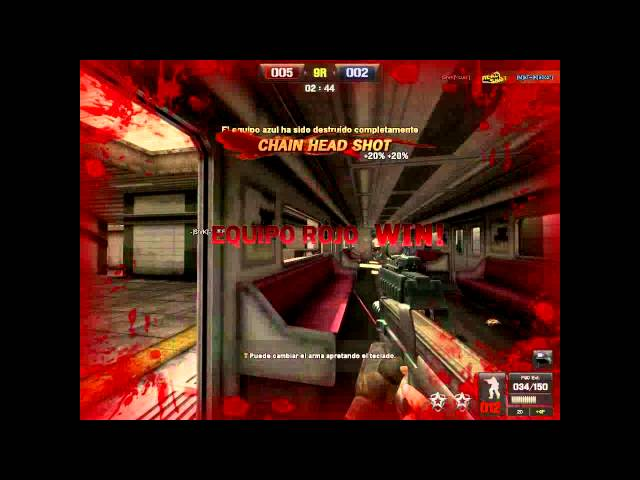 Point Blank latino -|ShrK|'-'Luis:] Videos De Viajes