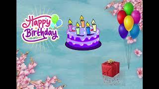 FELIZ CUMPLE /VIDEO CORTO PARA ENVIAR POR WHATSAPP CUMPLEAÑOS/HAPPY BIRTHDAY