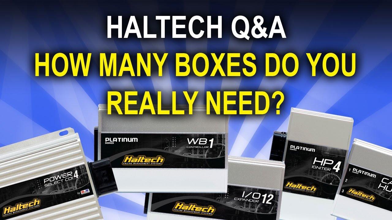Expanding your ECU setup - Haltech Q&A Episode 17 on
