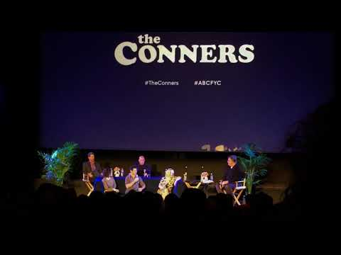 'The Conners' panel for Emmy voters talks up ABC comedy's importance for working class [WATCH]