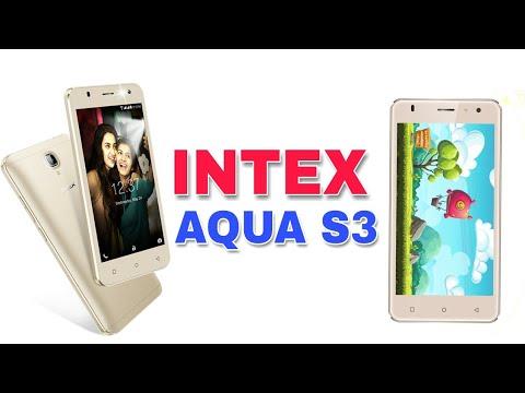 intex aqua s3 battery