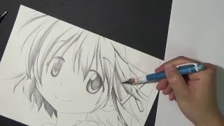 Draw Yuno - Draw Hidamari Sketch - ゆの 描い - ひだまりスケッチ ひだまりスケッチ×ハニカム 検索動画 27