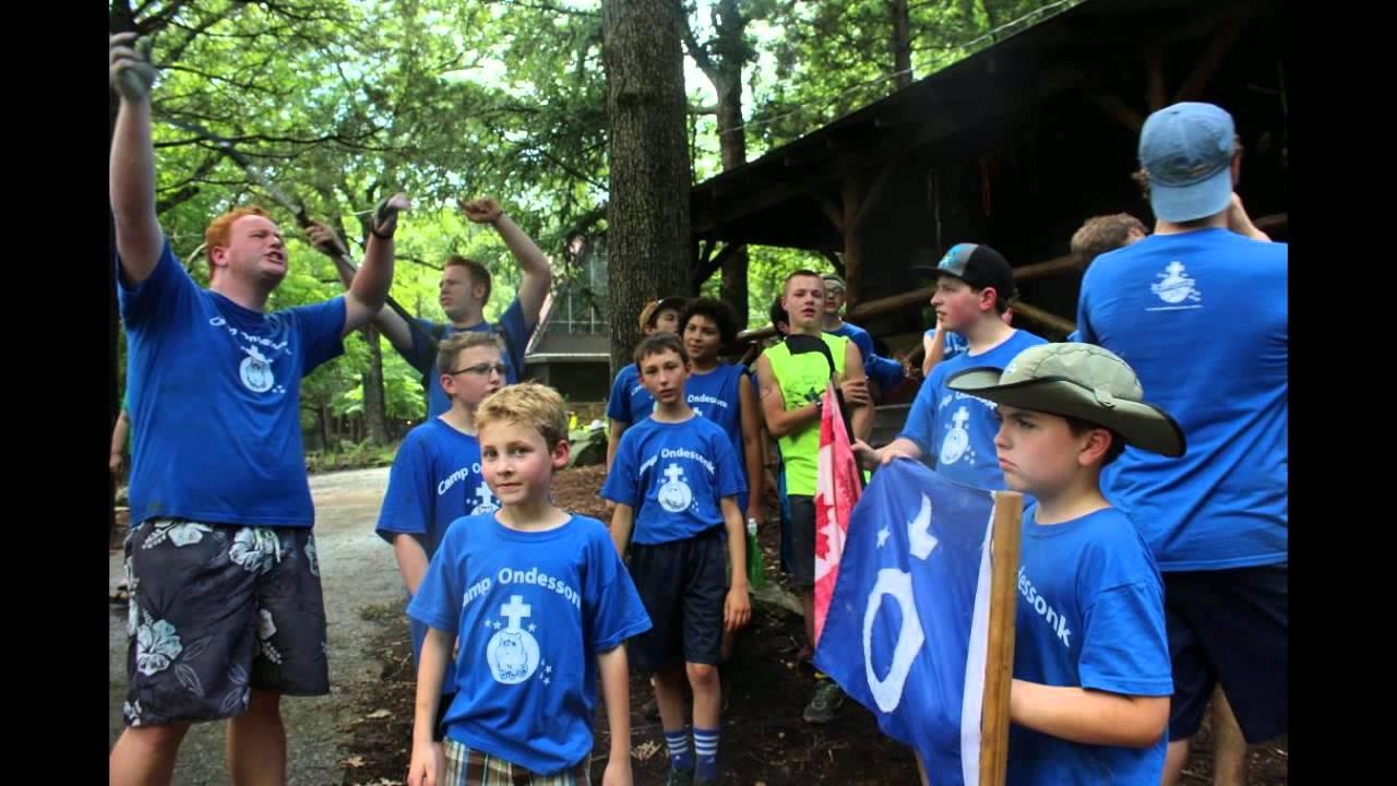 Camp Ondessonk The Magic of Marathon