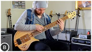 WILLI LUTHIER BETA DELUXE VI BASS | BassTheWorld.com
