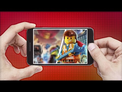 История LEGO игр на мобильные телефоны | LEGO ЭВОЛЮЦИЯ