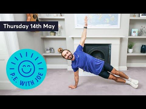 PE With Joe | Thursday 14th May