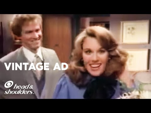 New Anti-Dandruff Shampoo | Vintage Head & Shoulders Commercial