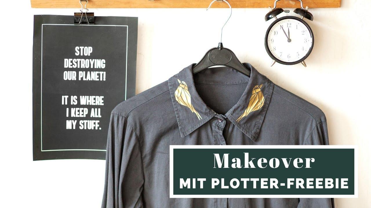 Diy Alte Kleidung Neu Gestalten Makeover Muckoutde Bastel