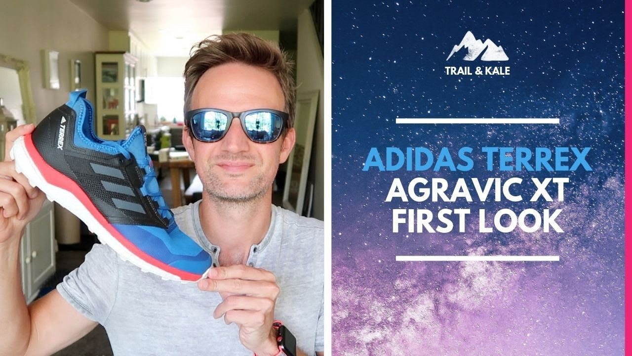 Adidas TERREX Agravic XT Trail Running Shoes FIRST LOOK