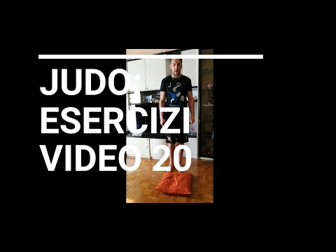 JUDO: Esercizi Video 20