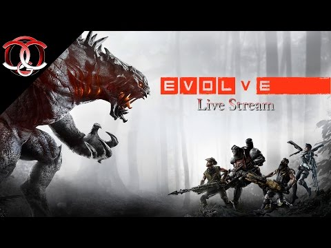 Evolve Stage 2 - Game APA INI?! ( Buffering alert - Poor Indihome Upload )