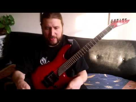 Improving Your Alternate Picking by Taking Advantage of the Guitar's Own Layout