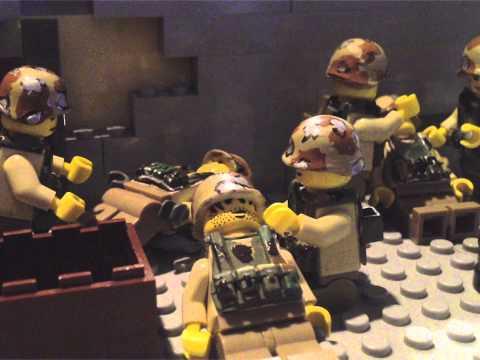 Lego Black Hawk Down Part 4