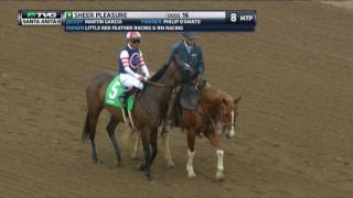 TVG's Coverage of the 2016 Adoration Stakes (G3) Featuring Beholder