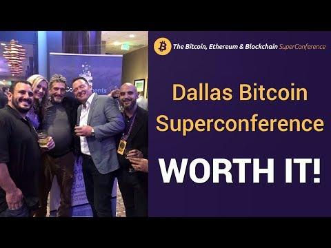 Dallas Bitcoin Superconference - WORTH IT!