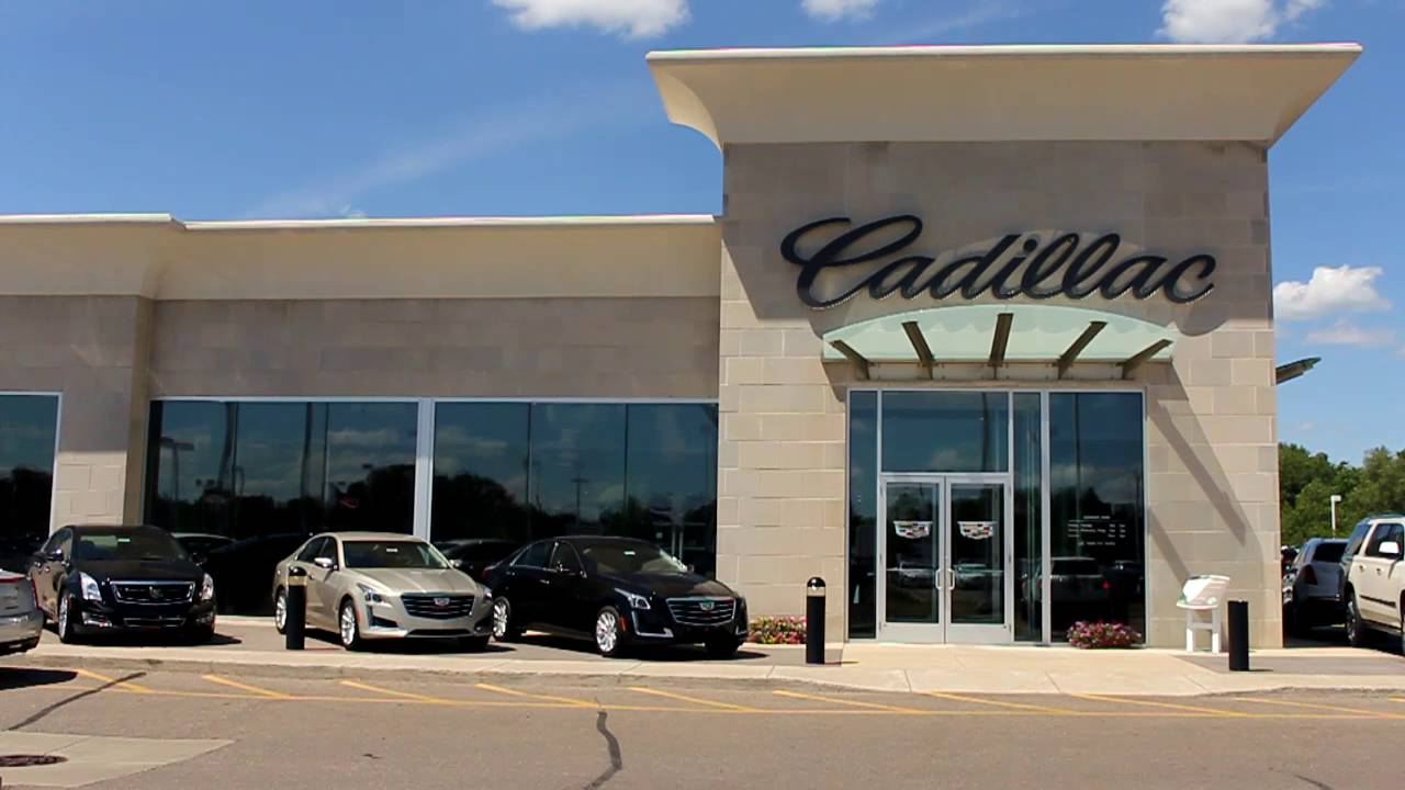 Lafontaine Cadillac Buick Gmc >> Welcome To Lafontaine Cadillac Buick Gmc Of Highland Sales Youtube