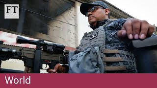Grisly reality: Mexicans learn to live with gang violence