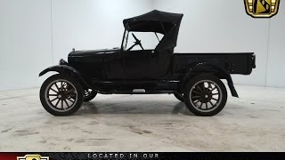 1926 Ford Model T Roadster Pickup Gateway Classic Cars Chicago #538