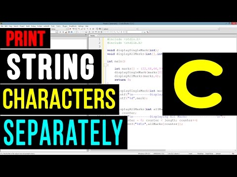 c-program-to-print-string-characters-one-by-one-using-loop