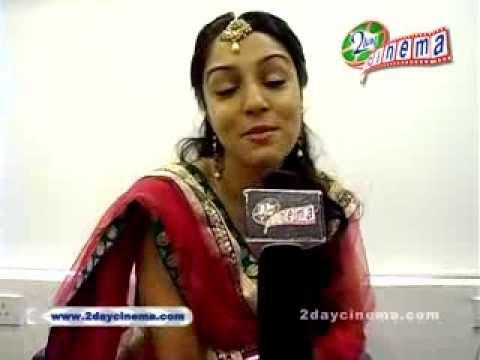 Kalyana Samayal Satham Actress Lekha Washington Interview