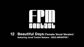 Fantastic Plastic Machine / 12. Beautiful Days (Female Vocal Versio...