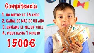 Premio al mejor video infantil |1500 euros Para Bloggers Infantiles #Stefanchicotv