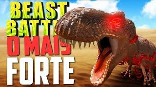 TODOS OS DINOSSAURO vs TODOS ANIMAIS, QUEM GANHA? - Beast Battle Simulator ‹ Bitgamer ›