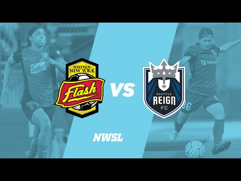 Western New York Flash vs. Seattle Reign FC