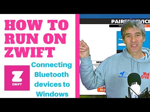 How to Run on Zwift | This video is OUT OF DATE. Please see Description