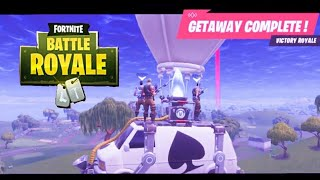 MODE BARU DI FORTnite - THE GETAWAY GAMEMODE - Fortnite Battle Royale Indonesia #1 (Full Gameplay)