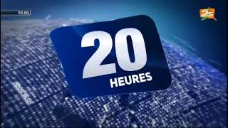🔴SUIVEZ LE JOURNAL 20H AVEC FATOU NIANG | DIM 24 JANVIER 2021
