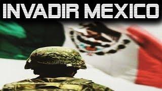 ¿Qué Pasaría si Estados Unidos Intenta Invadir México?  2019 HD