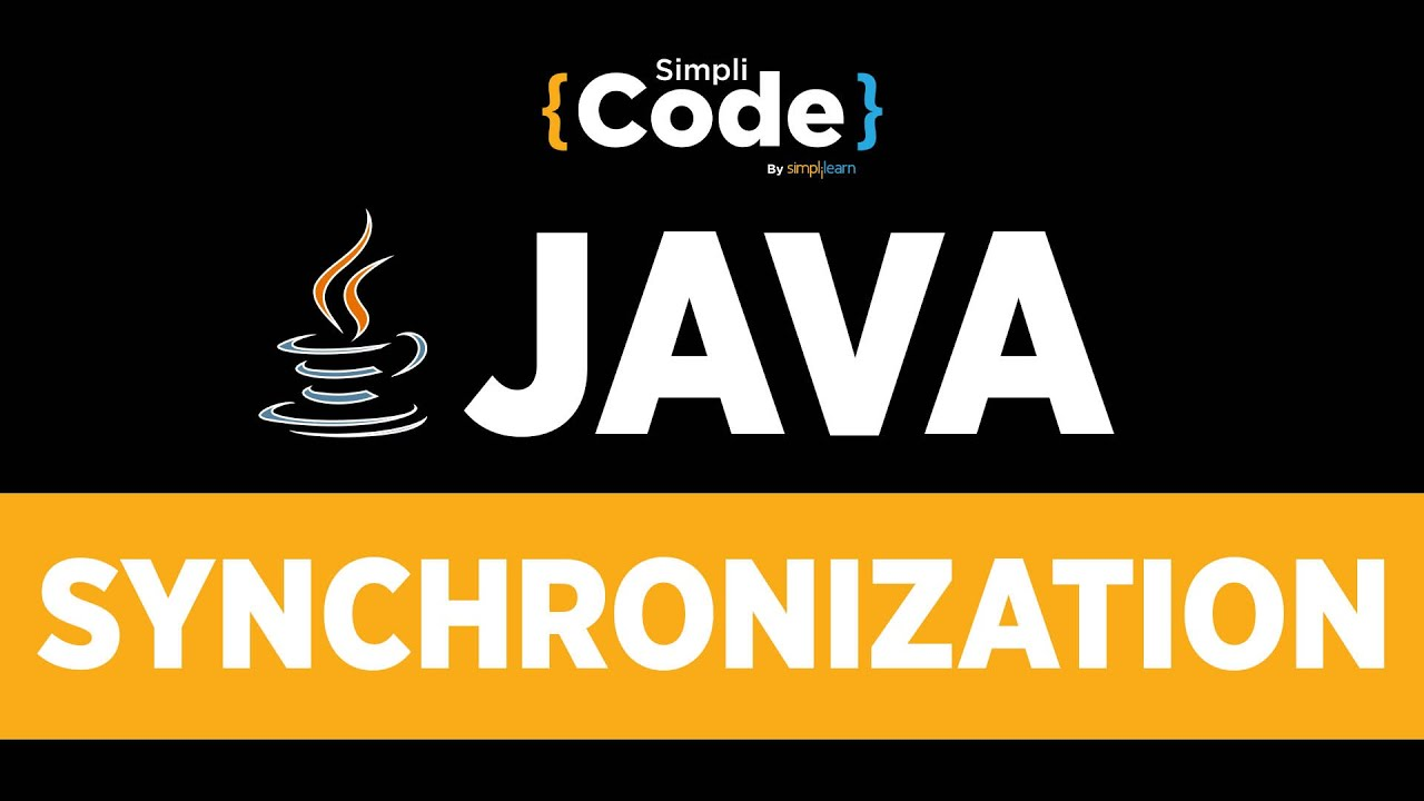 Java Tutorial For Beginners | Synchronization In Java | Java Synchronization Tutorial