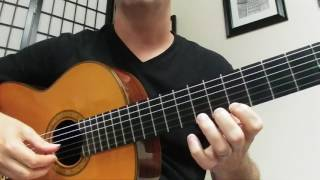 Exciting AMI fluid scale playing. Lesson 8: Continuous Chromatic Lick