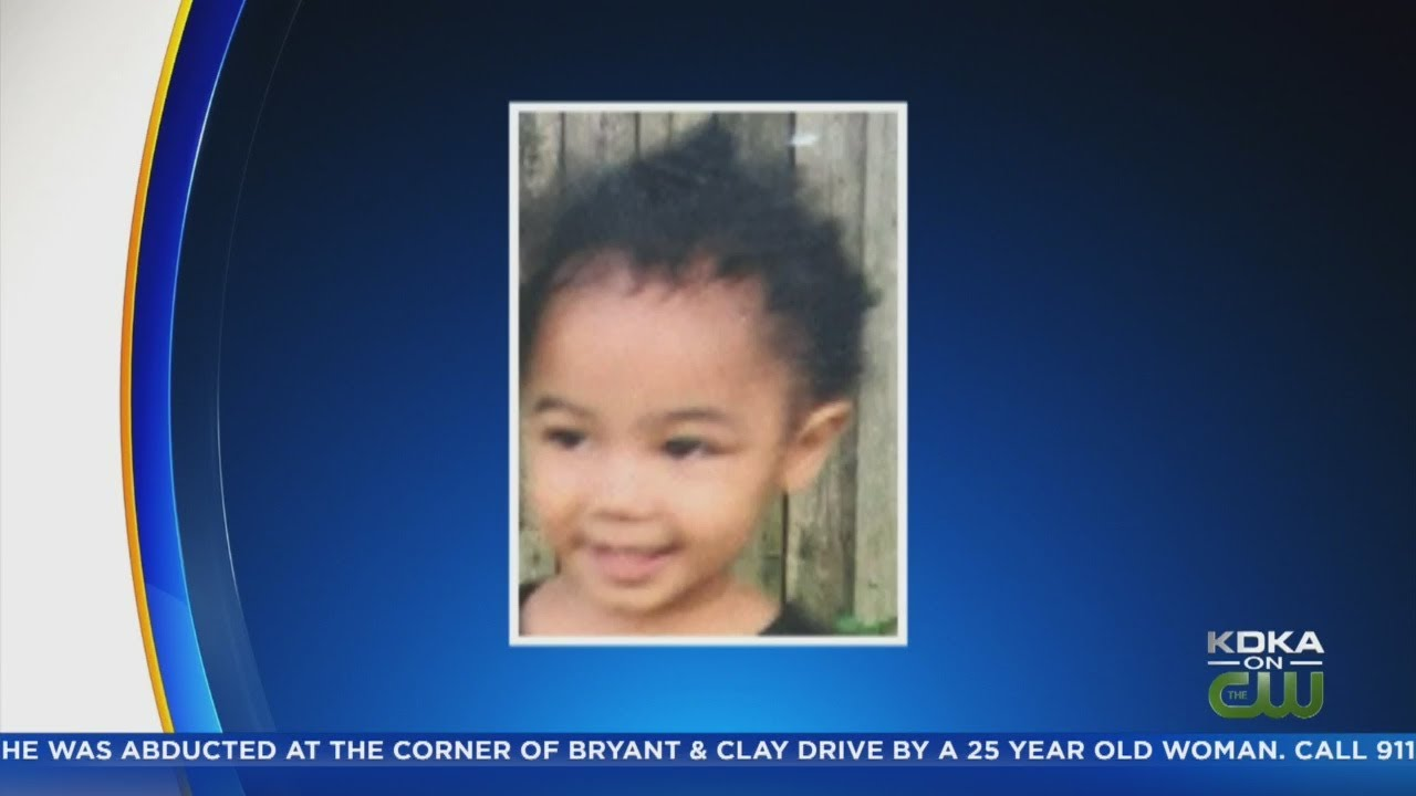 AMBER ALERT issued for 2-year-old abducted in Penn Hills