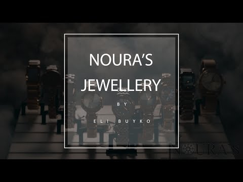 NOURA'S JEWELLERY BRAND PROMO [By Eli Buyko]