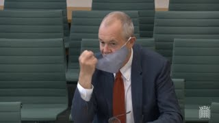 video: Confusion over mask rules grows as Downing Street appears to backtrack on takeaways