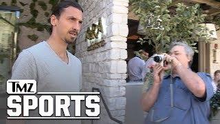 Zlatan Ibrahimovic Says Messi Should 'Absolutely' Join MLS   TMZ Sports