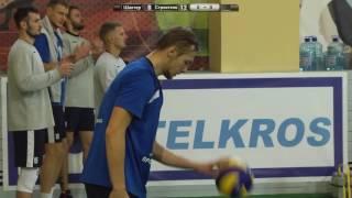 Волейбол. Шахтер - Строитель (09.10.16)