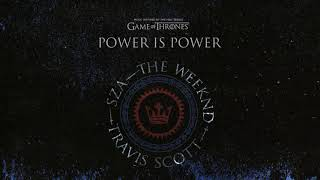 The Weeknd, SZA, Kendrick Lamar - Power Is Power (Remix Of The Original Song)